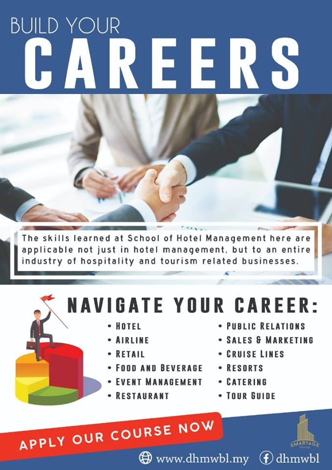 Career Oppportunities - SmartAge Group School of Hospitality